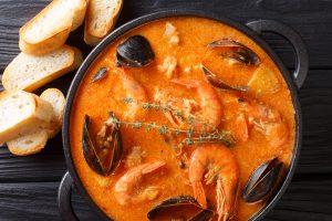 Catalan Food - Suquet de Peix